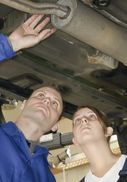 Automotive Maintenance Pottstown | Albitz Garage