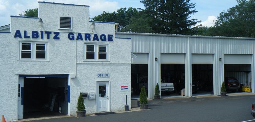 Albitz Garage | Albitz Garage Pottstown