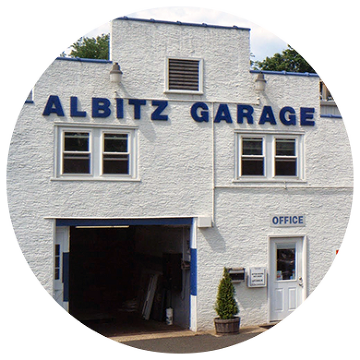 Albitz Garage Pottstown, PA