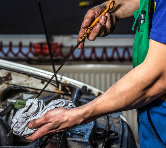 Oil change Service | Albitz Garage Pottstown