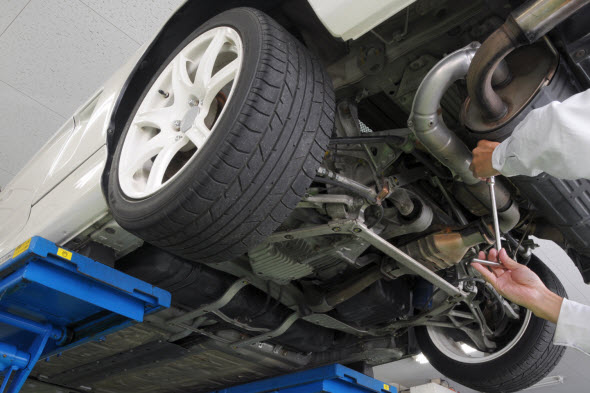 Suspension and Steering Repair | Albitz Garage Pottstown